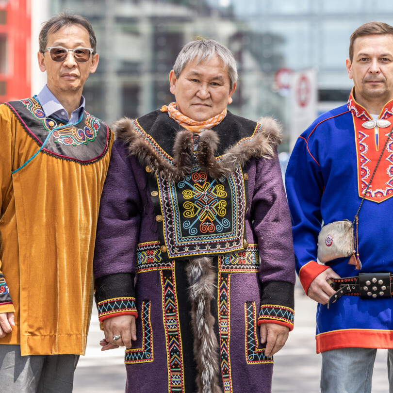 indigene Aktivisten