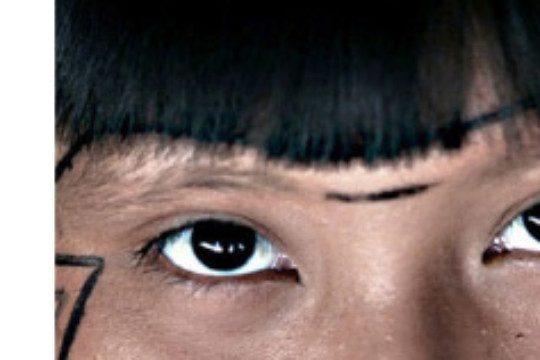 Des yeux autochtones