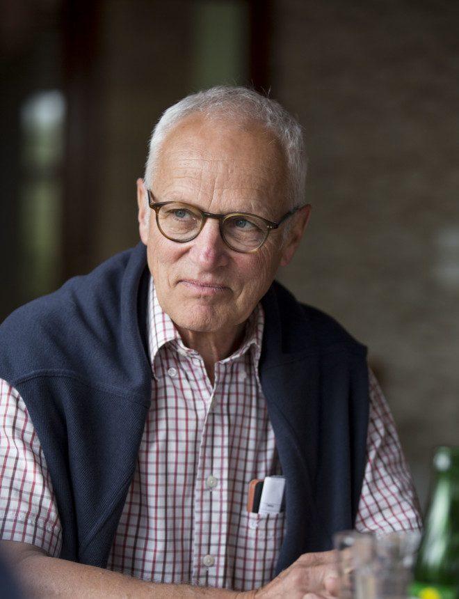 Göpf Berweger, Vizepräsident GfbV