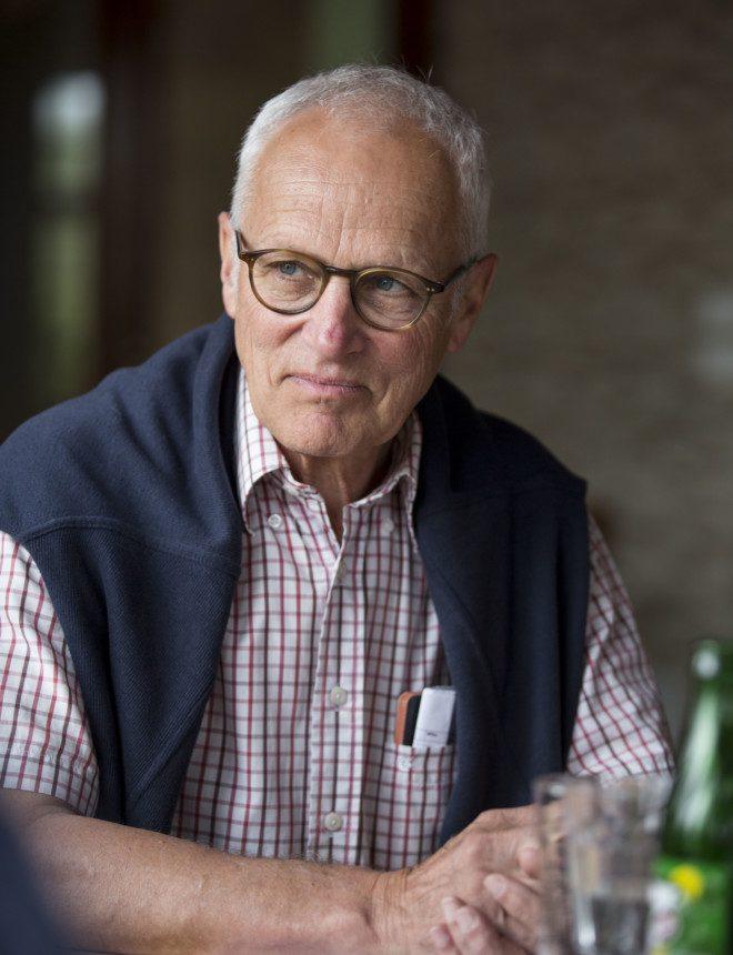 Göpf Berweger Vicepresidente y socio fundador de APA