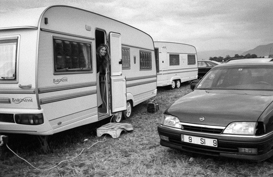 Ausländische fahrende Roma brauchen in der Schweiz genügend Durchgangsplätze. Foto: Eric Roset