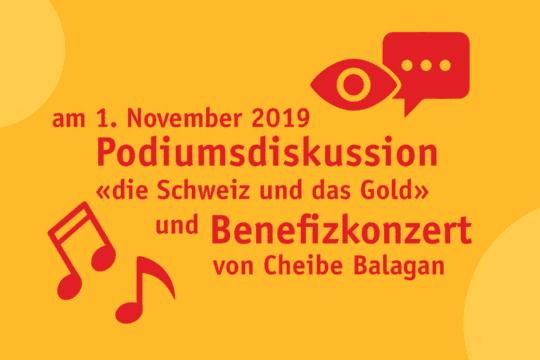 Key Visual Jubiläumsfeier 1. November 2019