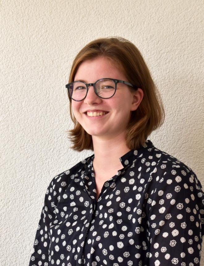 Lea Ackermann, Praktikantin Kampagnen GfbV