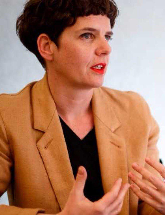 Marianne Helfer: Fachspezialistin Integration beim Kompetenzzentrum Integration der Stadt Bern