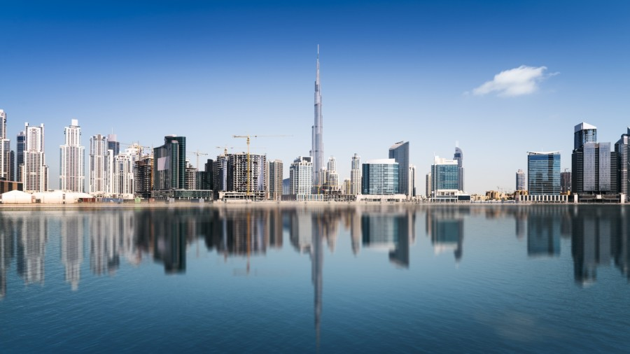 Dubai is an important hub in global gold trading © Shutterstock